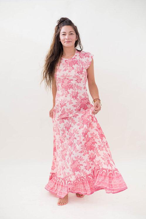 Roses Maxi Dress
