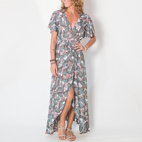 Romance Wrap Dress