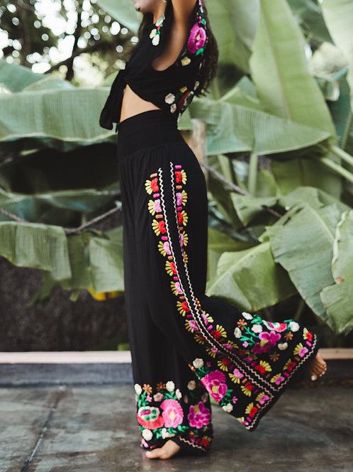 Wild Flower pants