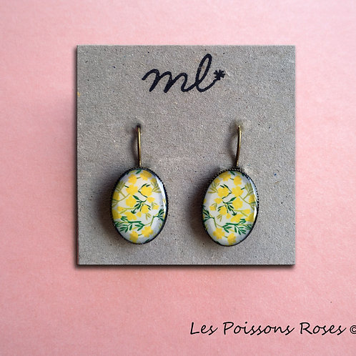 Les petits boutons d'or