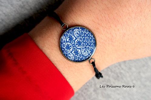 Mosaïques bleues Porto