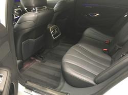 S Class LWB interior