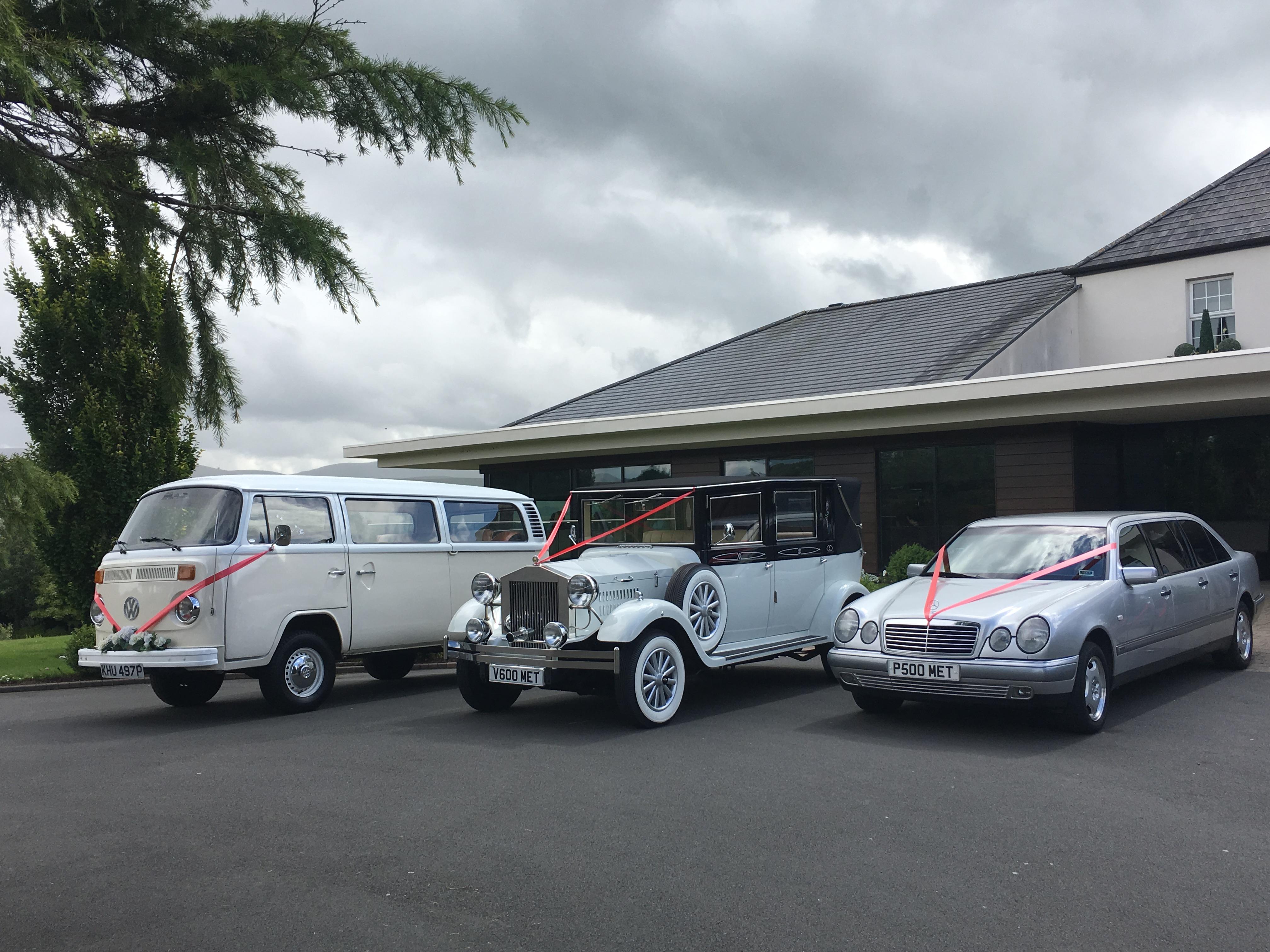 VW Camper, Viscount & Limousine