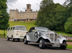 Beauford & VW Camper