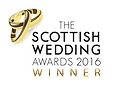 Winner logo - The Scottish Wedding Award