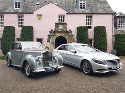 Bentley & Mercedes S Class