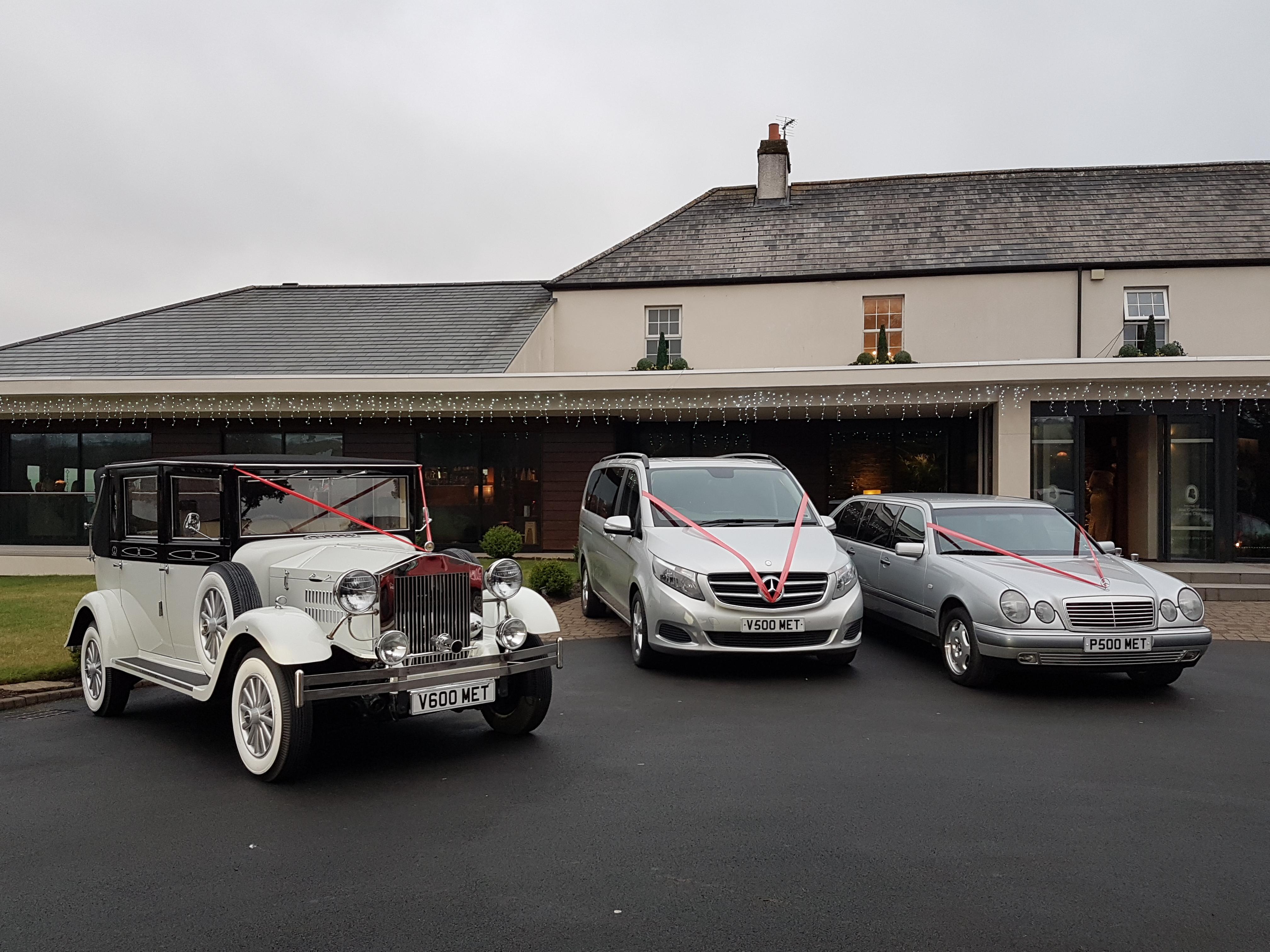 Viscount, V Class & Limousine