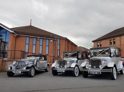 4 Door Beauford, Viscount & Imperial
