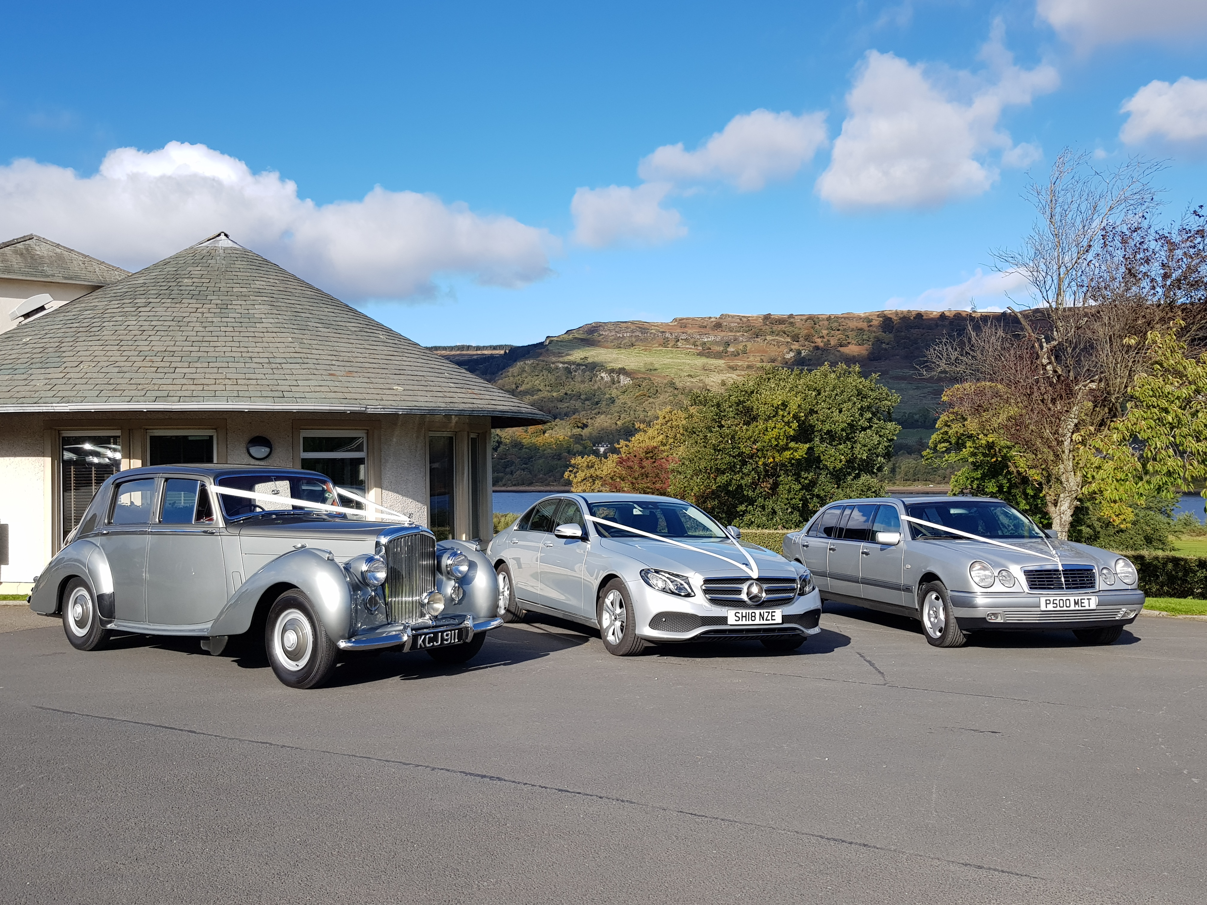 Bentley, E Class & Limousine