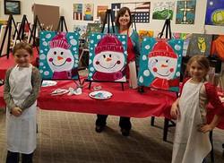 Snowmen party