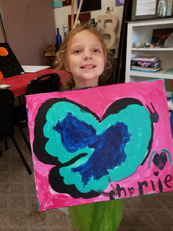Charlies butterfly