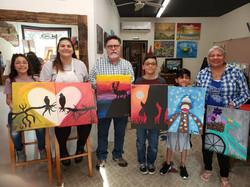Greg and Marta Gusman Family