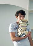 Stapel van het boek