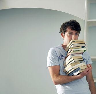 pila de libro