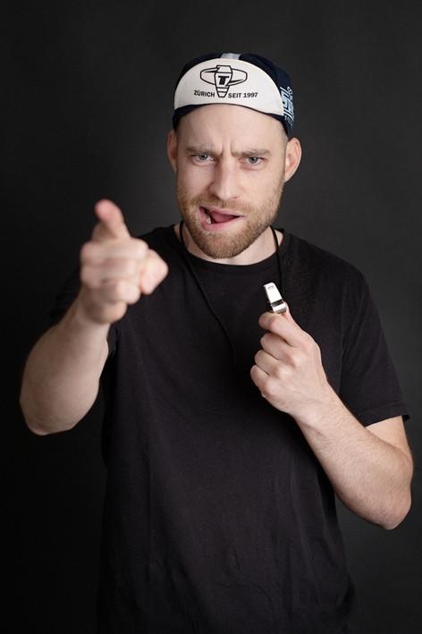Turnlehrer Gümperlin