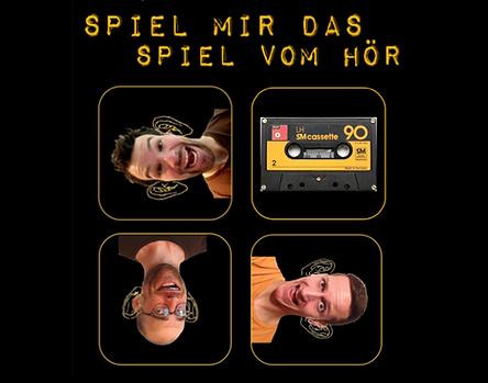 """imKubik und die schwarzen Witwen mit: """"HEUL LEISE hoch drei"""", am 14. Sepember 2018, im Theater Stadelhofen, Zürch"""