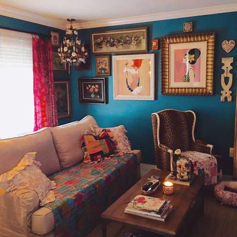 Beautifying my Spaces