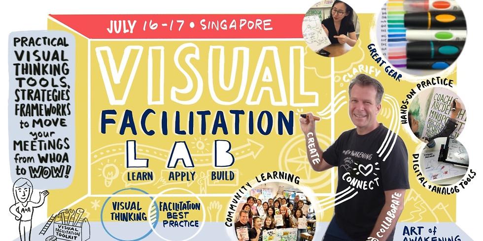 Visual Facilitation Lab - July 16-17, 2021 (Singapore)