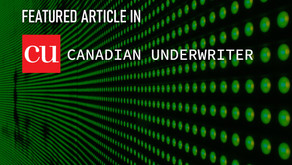 Featured Article in Canadian Underwriter Magazine:  Opinion: How To Sell Cyber Insurance Digitally