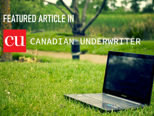 Featured Article in CU:  Opinion - What's The Future of Remote Work For Brokers, Post-Pandemic?