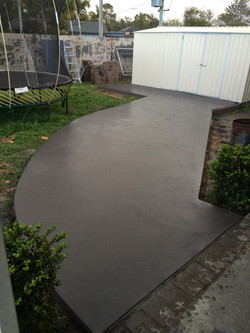 Extension to patio - Pitt Town