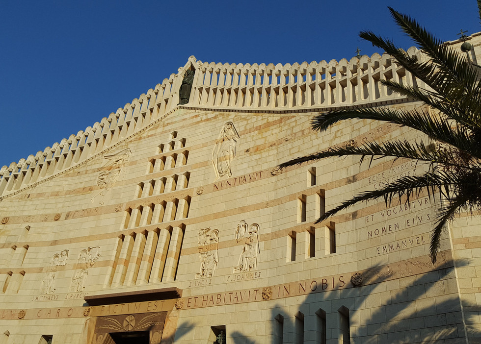 Annunciation_Basilica_St.Peters.Pilgrima
