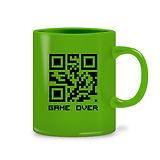 QR-kode Mug