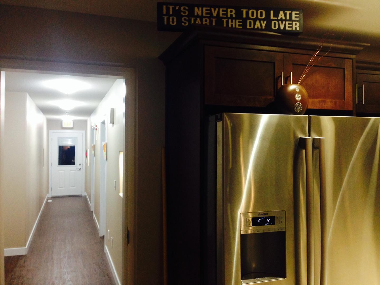 Warm 'n' Cozy - Hallway