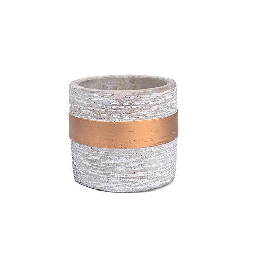 Vaso de Cimento 10 cm