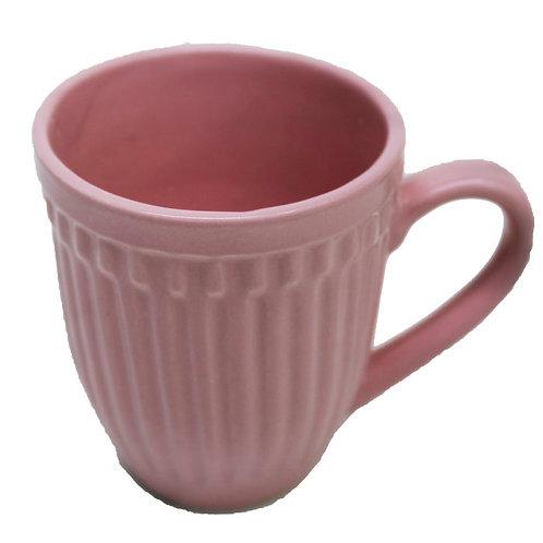 Caneca rosa