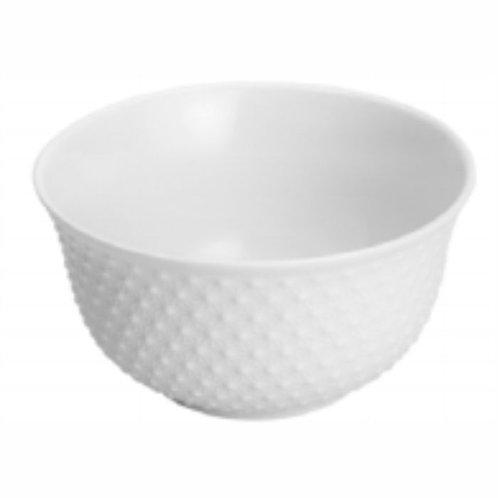 Bowl branca poá