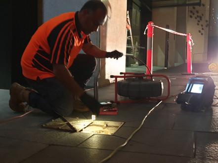 CCTV Camera inspections