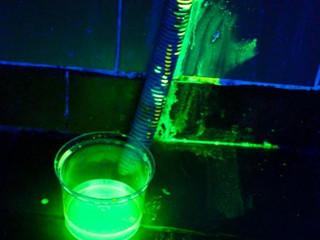 UV Fluorescent dye