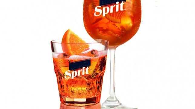 Aperol Spritz sorbet 1 liter
