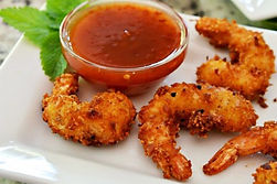 Coconut-Shrimp-with-Sweet-Chili-Sauce-by