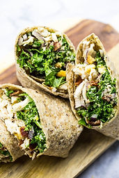 Chicken-and-Kale-Caesar-Wraps-5-790x1185