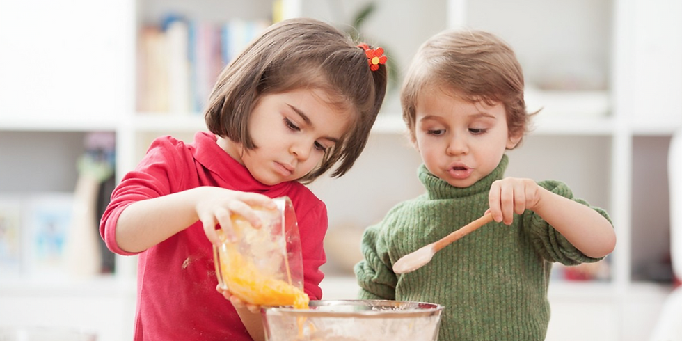 (Virtual) January's Healthy Cooking Workshop For Kids