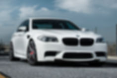 BMW Car Hire North Cyprus