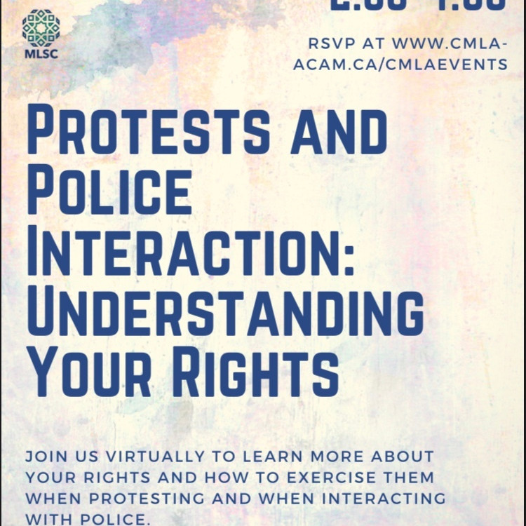 Protests and Police Interaction: Understanding Your Rights