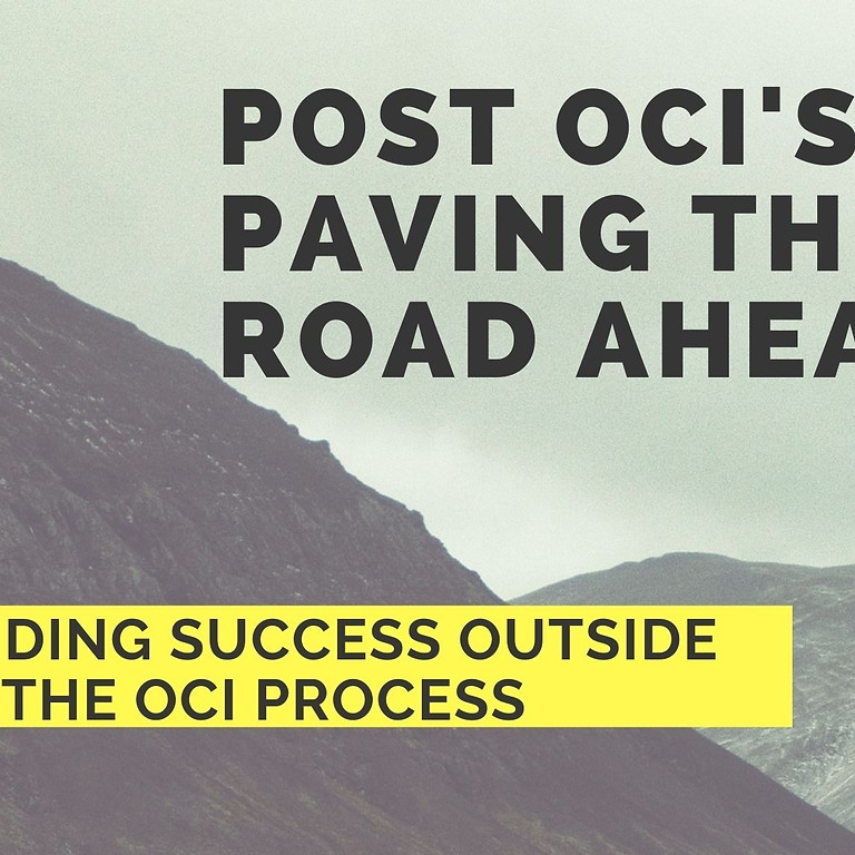 Post OCIs: Paving the Road Ahead