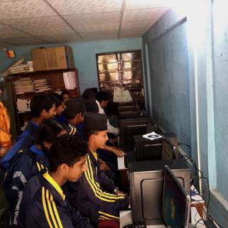 Shree Kuleshwor Secondary School- Kathmandu, Nepal
