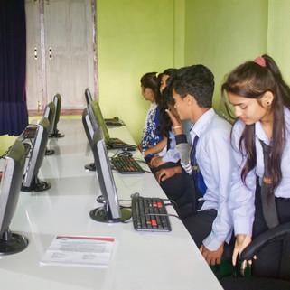 Kalidevi Secondary School - Kathmandu, Nepal