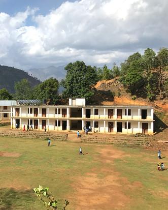 Sunukuda Higher Secondary School        Bajhang, Nepal