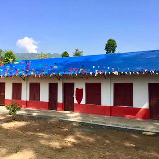 Rajghare Secondary School - Gorkha, Nepal