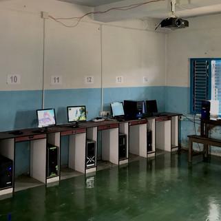 Shramik Secondary School- Makawanpur, Nepal