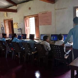 Shree Nepal Rastiya Aadharbhut School- Surkhet, Nepal