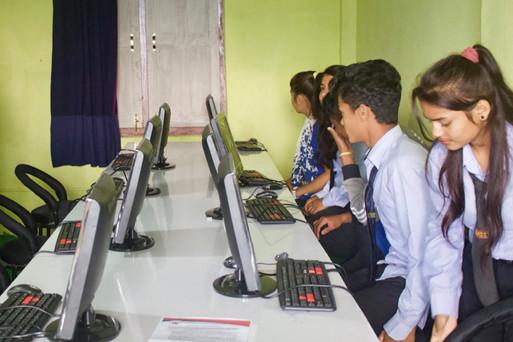 Kalidevi Secondary School                   Kathmandu, Nepal