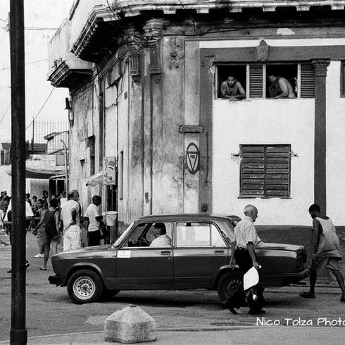 Cuba (B&W)