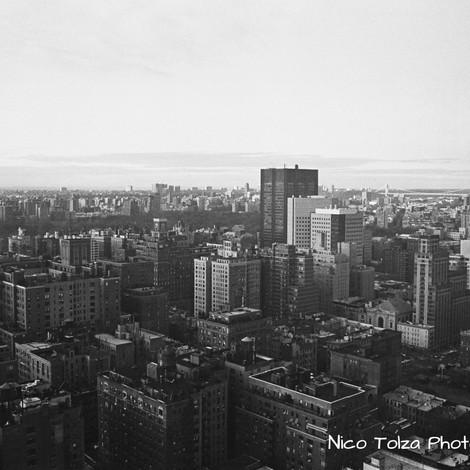 New York (B&W)