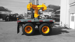 Two Axle Boom Dolly